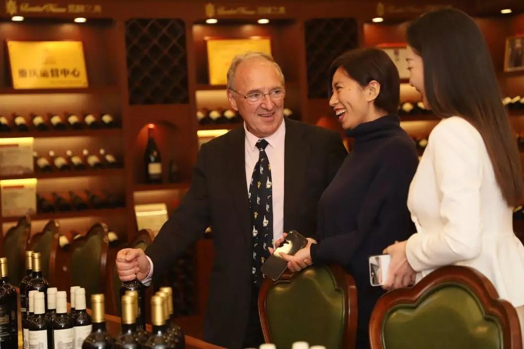 重庆站 |法国之光卡拉博庄园品鉴酒会圆满结束
